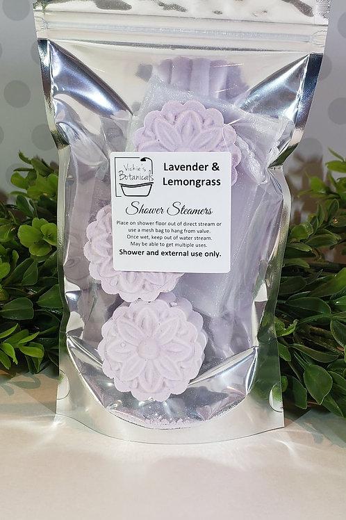 Lavender & Lemongrass Shower Steamer