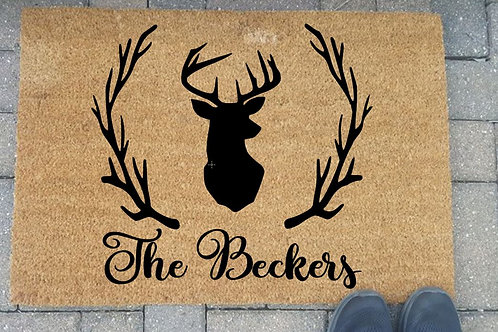 Deer with Antlers Customized