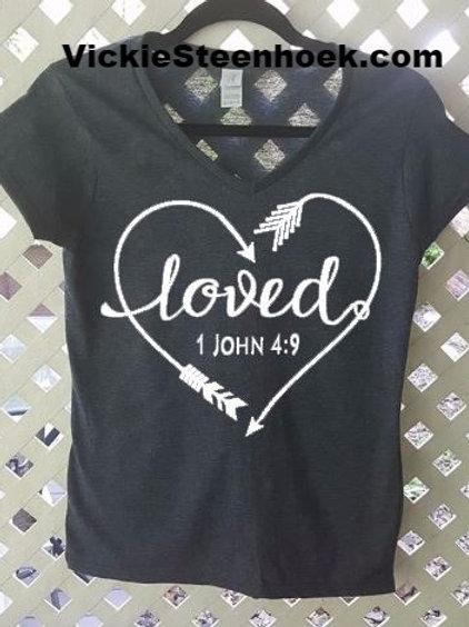 Loved 1John 4:9