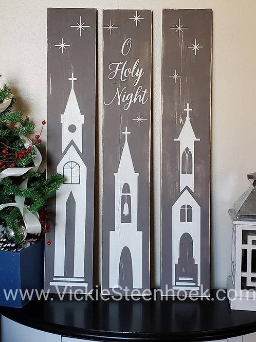 O Holy Night - Church Trio