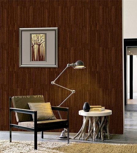 10m Realistic Wood Grain Wallpaper Roll KZ0306