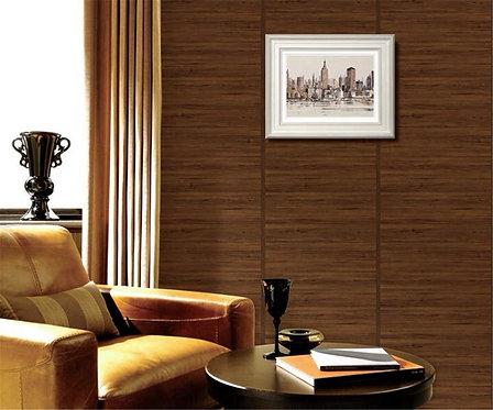 10m Realistic Wood Grain Wallpaper Roll KZ0907