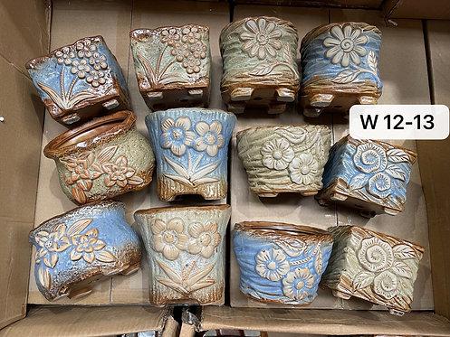 Special Sale Box Ceramic Succulents Cactus Pots Big Size