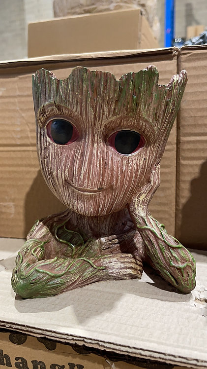 Groot Heads 'Guardians of the Galaxy' Stylish Resin Succulents pot