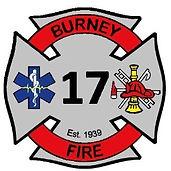 Burney Fire logo