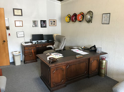 Fire Chief's Office