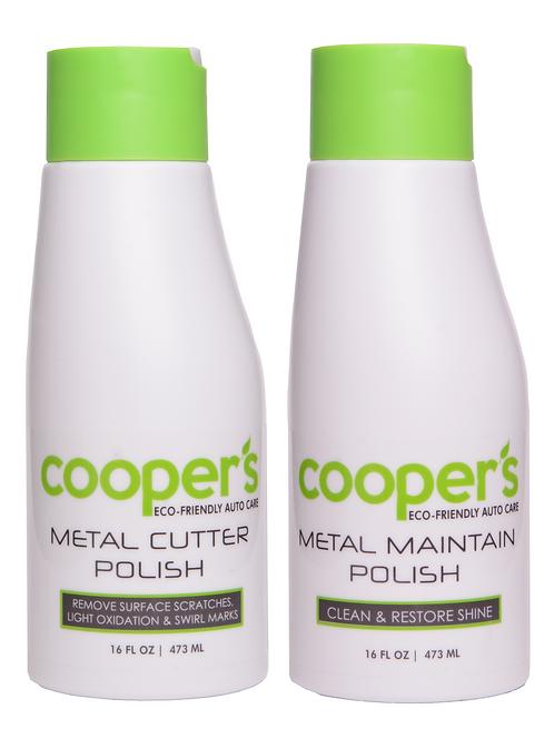 Cooper's Polish Bundle