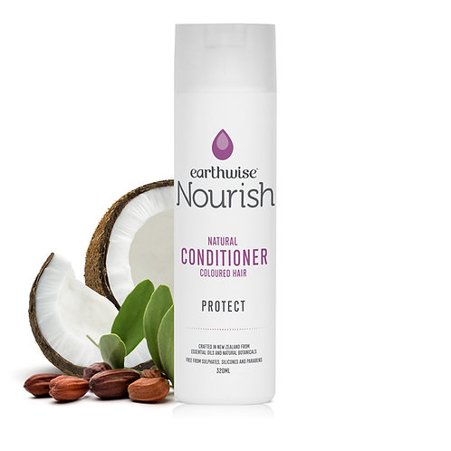 "Earthwise Nourish Natural Conditioner ""Protect"" for Coloured Hair"
