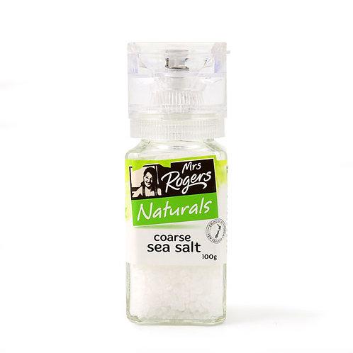 Mrs Rogers Coarse Sea Salt 100 gms