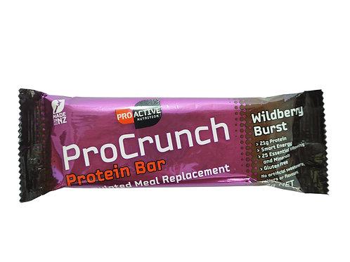 Procrunch Protein Bar WILDBERRY BURST