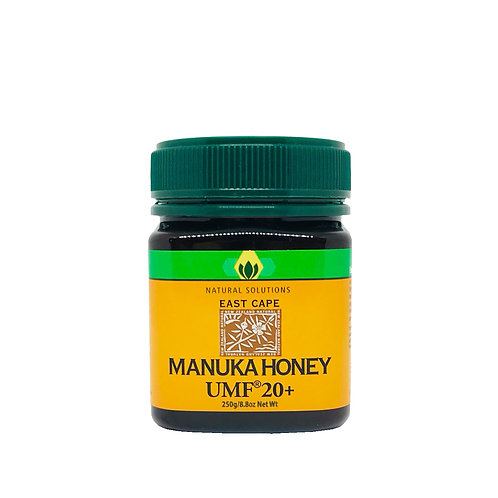 MANUKA HONEY UMF20+ 250 g