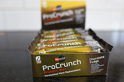 Procrunch Protein Bar CHOCOLATE FUDGE