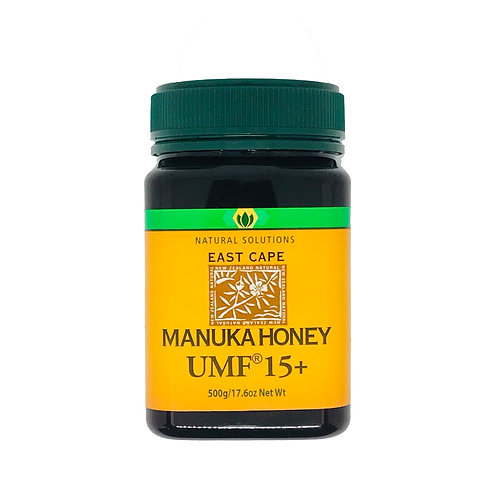 MANUKA HONEY UMF15+ 500 gm x 12 pieces