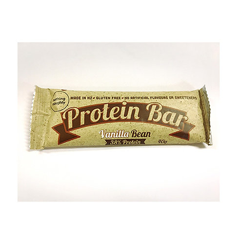 Nothing Naughty Protein Bars VANILLA BEAN