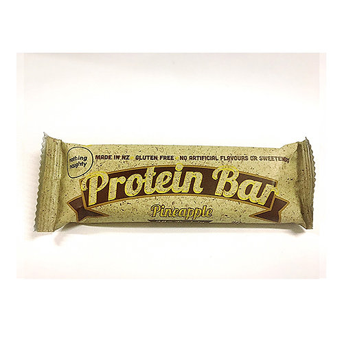 Nothing Naughty Protein Bars PINEAPPLE