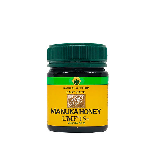 MANUKA HONEY UMF15+ 250 g