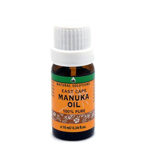East Cape Pure Manuka Oil 100%