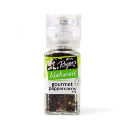 Mrs Rogers Gourmet Peppercorns 44 gms