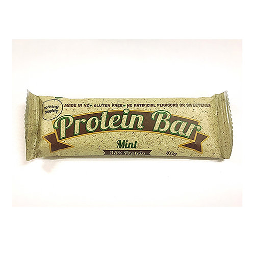 Nothing Naughty Protein Bars MINT