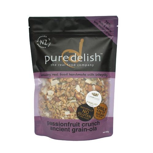 passionfruit crunch ancient grain-ola
