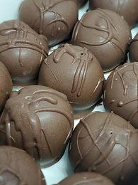 Chocolate Cake Balls