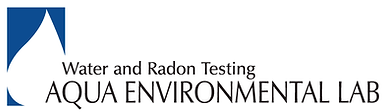 Logo for Aqua Environmental Lab (Water and radon testing)