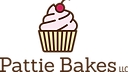 Logo for Pattie Bakes, a continuing supporter of Little Britches