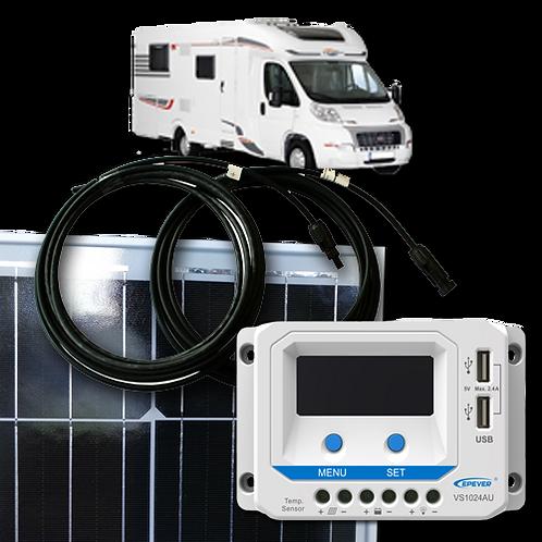 Kit Solar 100W - Autocaravanas
