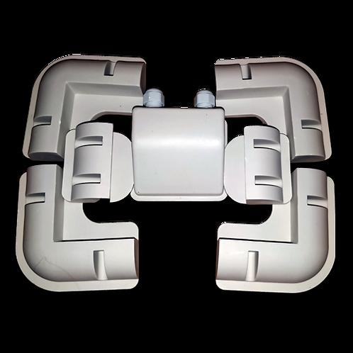 Kit Suporte/Instalação - Autocaravanas