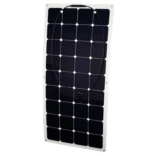 Painel Fotovoltaico 100W Mono 12v Semi-Flexível