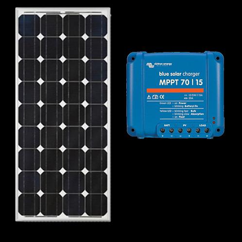 Kit Solar 100W FLEX - Embarcações