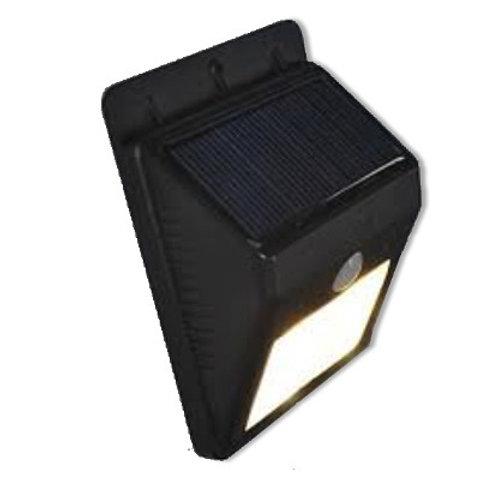 LED Solar de Parede com Sensor de Movimento