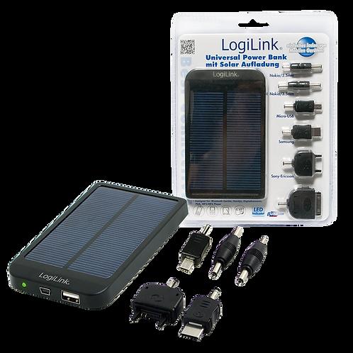 Carregador Solar LogiLink 2600