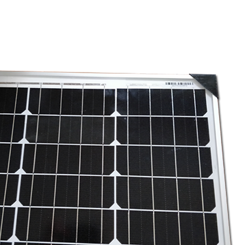Painel Fotovoltaico 50W Mono 12v