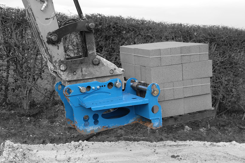LDH Attachments | Pallet Forks