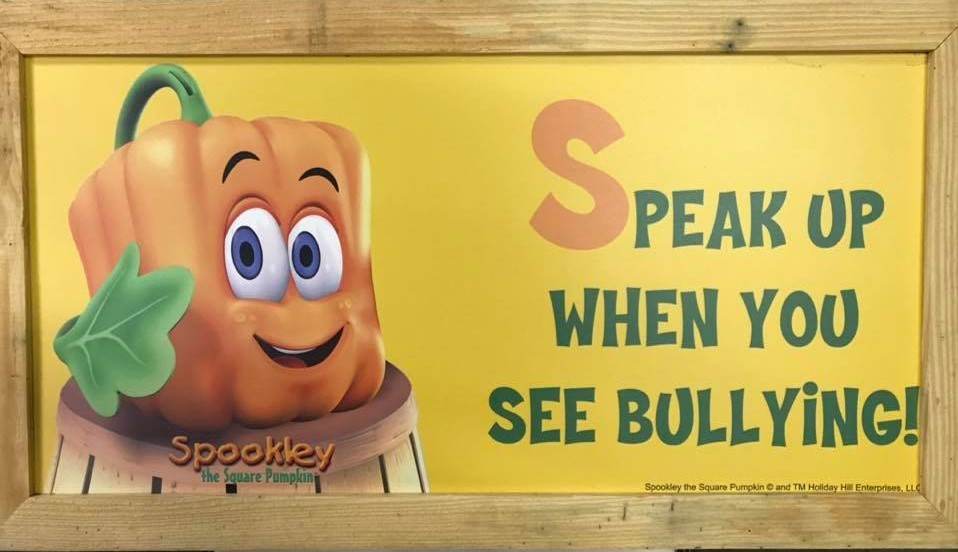 spookley sign