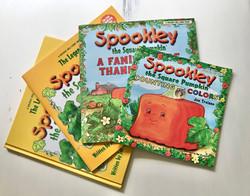 Spookley Books