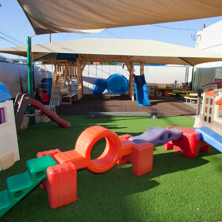 Outside Play yard