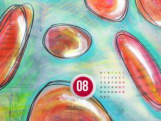 Calendar for August 2016