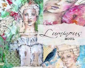 Luminous soul by Toni Burt