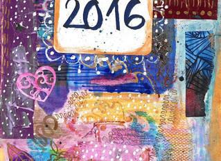 Art journal 2016