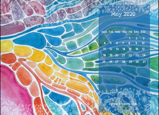 Calendar for May 2020