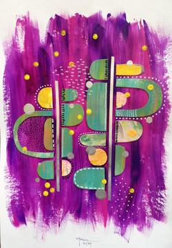 violet - min