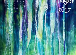 Calendar for August 2017