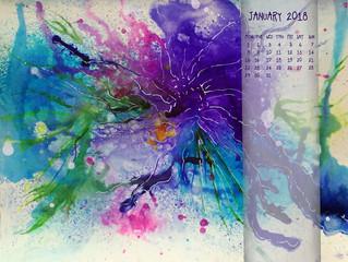 Calendar for January 2018