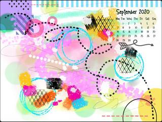 Calendar for September 2020