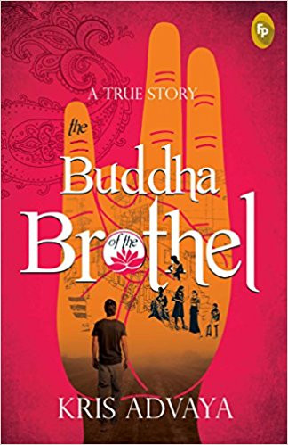 The Buddha of the Brothel by Kris Advaya - book cover