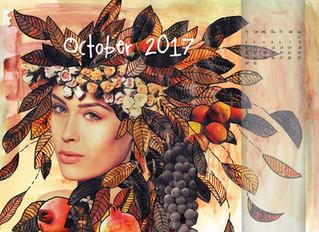 Calendar for October 2017