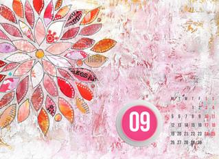 Calendar for September 2016