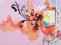 #abstractseries #artlife #mixedmedia #co